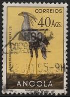 ~~~ Portugal Angola 1951 - Birds Oiseaux 40 Ags. - Mi. 361 (o) - Cote 25.00 Euro ~~~ - Angola