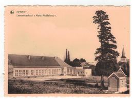 "HERENT Leerwerkschool ""Maria Middelares"" - Herent"