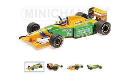 Benetton Ford B192 – Michael  Schumacher – 1st GP Victory Spa 1992 #19 - Minichamps (1:18) - Minichamps