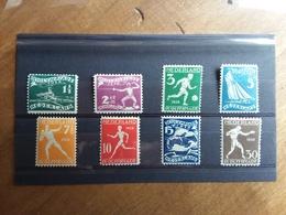OLANDA - Olimpiadi Di Amsterdam 1928 - Nn. 199/206 Nuovi ** + Spedizione Raccomandata - Nuovi