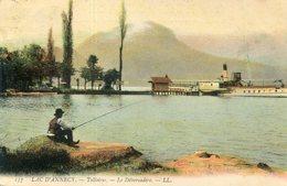 TALLOIRES(BATEAU) - Ferries