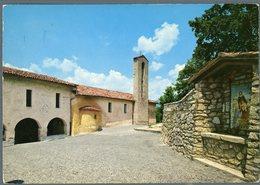 °°° Cartolina N. 6 Rieti Santuario Della Foresta Facciata Principale Viaggiata °°° - Rieti
