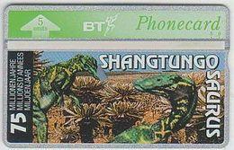 UK Bto 76 Dinosaur Series (16) Shangtungosaurus - 404F - Ver. Königreich