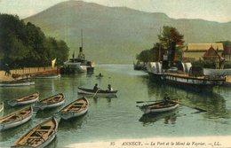 ANNECY(BATEAU) - Transbordadores