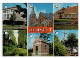 Herselt : 6-zichten Kaart - Herselt