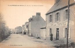 """SAINT MICHEL EN GREVE - Route De Lannion """" Café Des Touristes """" - Edts Sorel - Saint-Michel-en-Grève"""