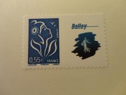 TIMBRE DE FRANCE PERSONNALISE DALLAY N°3802Da - France