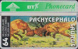 UK Bto 111 Dinosaur Series (19) Pachycephalosaurus - 405L - Only 500x - Mint - Ver. Königreich