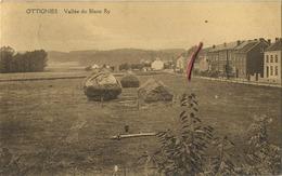 Ottignies : Vallée Du Blanc Ry       ( Ecrit  Avec Timbres Albert I - ) - Ottignies-Louvain-la-Neuve
