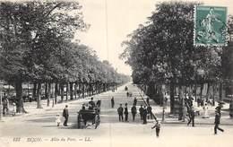 PIE.LOT CH -19-3806 : DIJON. EDITION LL. ALLEE DU PARC. - Dijon