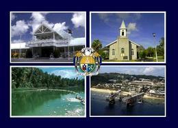 Nauru Island Yaren Multiview New Postcard - Nauru