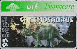 UK Bto 115 Dinosaur Series (23) Chasmosaurus - 505B - Only 500x - Mint - Ver. Königreich