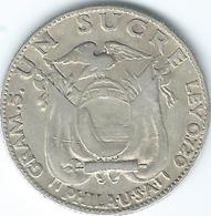 Ecuador - 1928 - 1 Sucre - KM72 - Ecuador