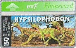 UK Bto 116 Dinosaur Series (24) Hypsilophodon - 505H - Only 1000x - Mint - Ver. Königreich
