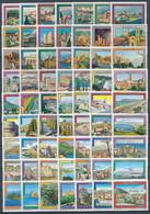 Italien 'Tourismus' ** ~ Michel 66,-- € - 1981-90: Neufs