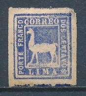 Peru Nr. 18 * (2. Wahl) ~ Michel 45,-- € - Peru