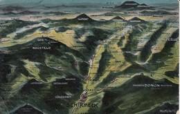 Das Schlachtfeld In Den Vogesen - De Schirmeck à Saales - Weltkrieg 1914-18