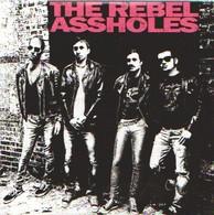 The REBEL ASSHOLES - DUMBELL - Split CD - GARAGE PUNK ROCK - Rock