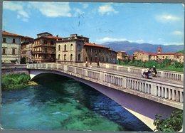 °°° Cartolina N. 8 Rieti Ponte Sul Fiume Velino Viaggiata °°° - Rieti