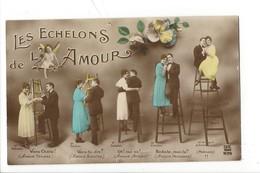 21982 - Les Echelons De L'Amour  (attention Trou De Punaise) - Autres