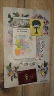 Carte A Systeme De VIENNE  …... … PHI.......2922 - Vienne