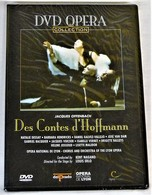 Jacques OFFENBACH, Des Contes D'Hoffmann, DVD Neuf - Music On DVD