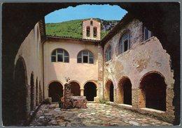 °°° Cartolina N. 9 Rieti Santuario Francescano Della Foresta Viaggiata °°° - Rieti