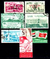 Siria-00085 - Valori Del 1958-59 (++/o) MNH/Used - Senza Difetti Occulti. - Siria