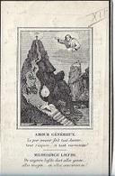 DI/I ° ST PETERSRODE BIJ LEUVEN 1775 + ESSCHEN 1851  FRANCISCUS VAN PUTTEGEM - Religion & Esotérisme