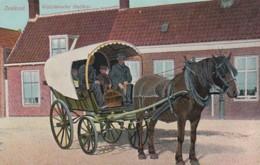 365233Walgeren, Walchersche Huifkar (poststempel 1914) - Nederland