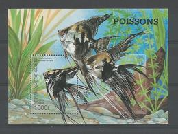 Guinée Rep. 1998 Fish S/S Y.T. BF 138B  ** - Guinée (1958-...)