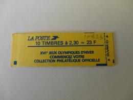 TIMBRE DE FRANCE CARNET 2614C7 FERME - Carnets