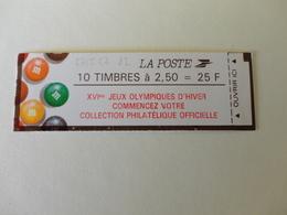 TIMBRE DE FRANCE CARNET 2715 C7 FERME - Carnets