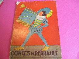 Grand Album Illustré/Contes De PERRAULT/Peau D'Âne/ Les Fées / La Barbe Bleue /vers 1930 -1940               BD159 - Libri, Riviste, Fumetti