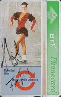 UK Bto 055 Sports Series (10) - Katarina Witt - 308G - Mint - Mit Autogramm - Ver. Königreich