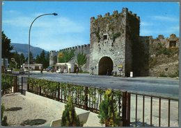°°° Cartolina N. 14 Rieti Porta D'arci Viaggiata °°° - Rieti