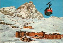 Aosta - Breuil Cervinia - Complesso Residenziale Giomein - Vg - Italia