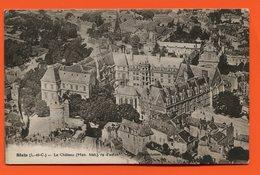 ET/189 BLOIS  LE CHATEAU VU D AVION - Blois