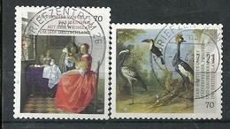 ALEMANIA 2017 - MI 3280/81 - Used Stamps