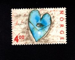 763780826 2000 SCOTT 1248  POSTFRIS  MINT NEVER HINGED EINWANDFREI  (XX)  LOVE - Norvège