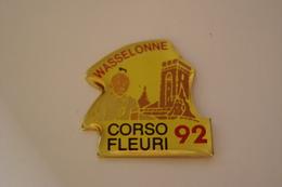 20190508-2852 ALSACE BAS RHIN CORSO FLEURI DE WASSELONNE 1992 SUR LE THEME DE TINTIN - Cities