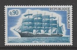 """TIMBRE NEUF DE FRANCE - CINQ-MATS """"FRANCE II"""" N° Y&T 1762 - Boten"""