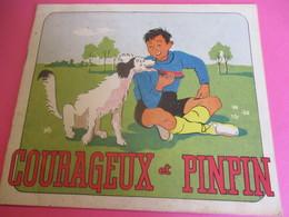 Album Illustré/Aventures De Courageux Et Pinpin/ P Fix-Masseau/ JJP/ L'Edition Artistique /1941   BD160 - Bücher, Zeitschriften, Comics