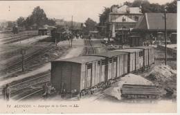 Alençon-Interieur De La Gare-LL. - Alencon