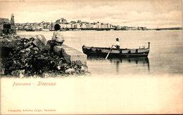 SIRACUSA - Panorama - Siracusa