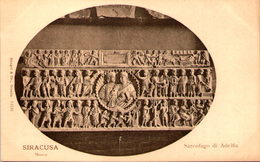 SIRACUSA - Museo - Sarcofago Di Adelfia - Siracusa