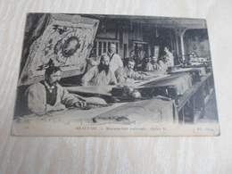CPA ANIMEE - BEUVAIS - MANUFACTURE NATIONALE - ATELIER D - Industrie