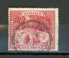 JAMAIQUE - (G-B) - Tp. COURANT - N° Yvert 31 Obli. - Jamaïque (...-1961)