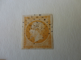 TIMBRE DE FRANCE  NAPOLEON III EMPIRE  N°13A SANS DEFAUT - 1853-1860 Napoléon III