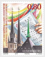 """H01 Luxembourg 2019 The 175th Anniversary Of The """"Maîtrise De La Cathédrale Notre-Dame"""" MNH Postfrisch - Luxemburg"""
